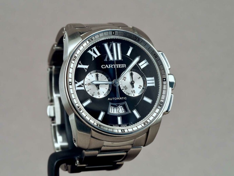 Cartier Calibre de Cartier Chronograph, 2019