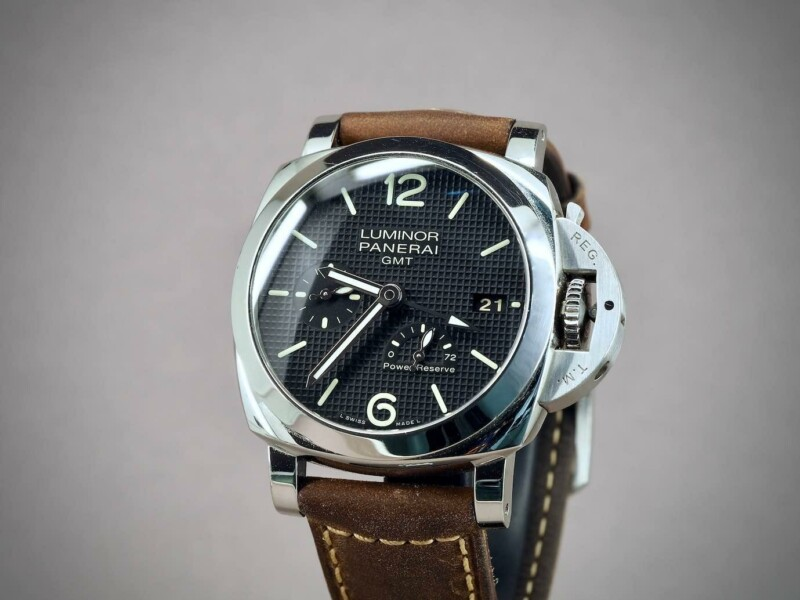 Panerai 537 Luminor GMT, 1/2017