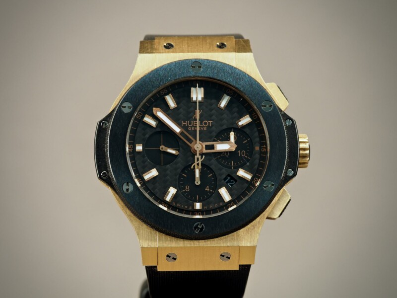 Hublot Big Bang Evolution gold