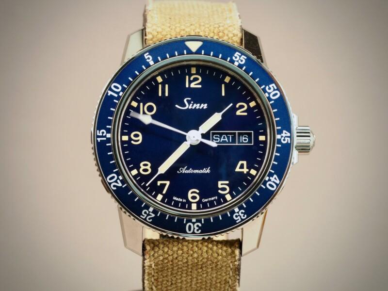 Sinn 104 ST SA ABE Limited Edition