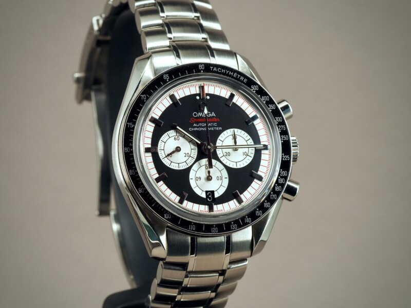 Omega Speedmaster Legend Schumacher