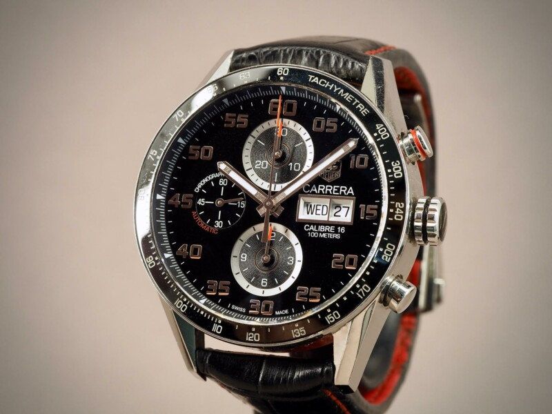 TAG Heuer Carrera Day-Date Chrono