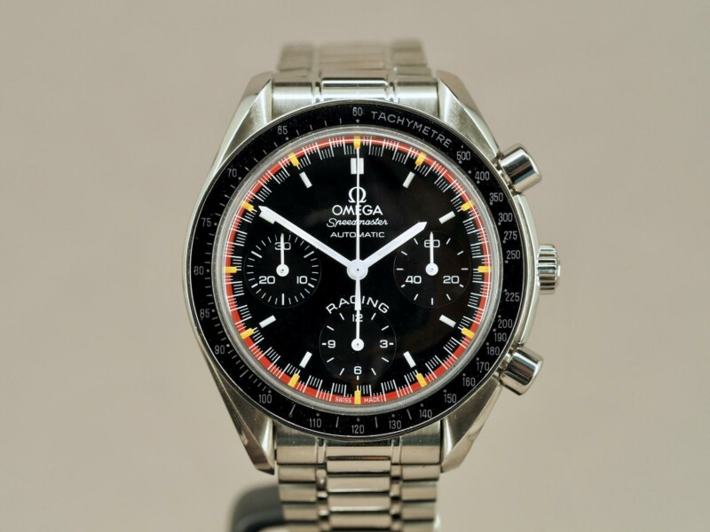 Omega Speedmaster Racing Schumacher Reduced
