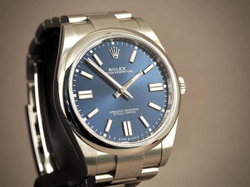 Rolex 124300 Oyster Perpetual