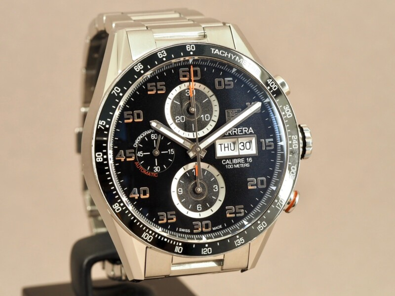 TAG Heuer Carrera Day-Date, 4/2017