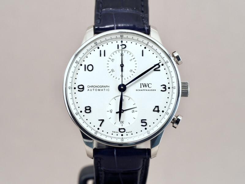 IWC Portugieser chronologisch