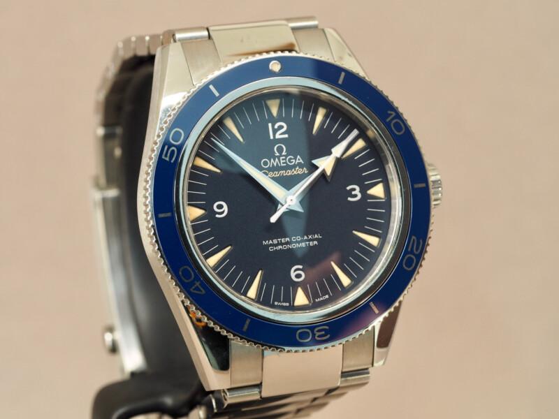 Omega Seamaster 300 Titanium