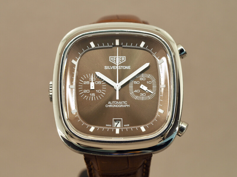 Tag Heuer Silverstone Limited Edition 1860