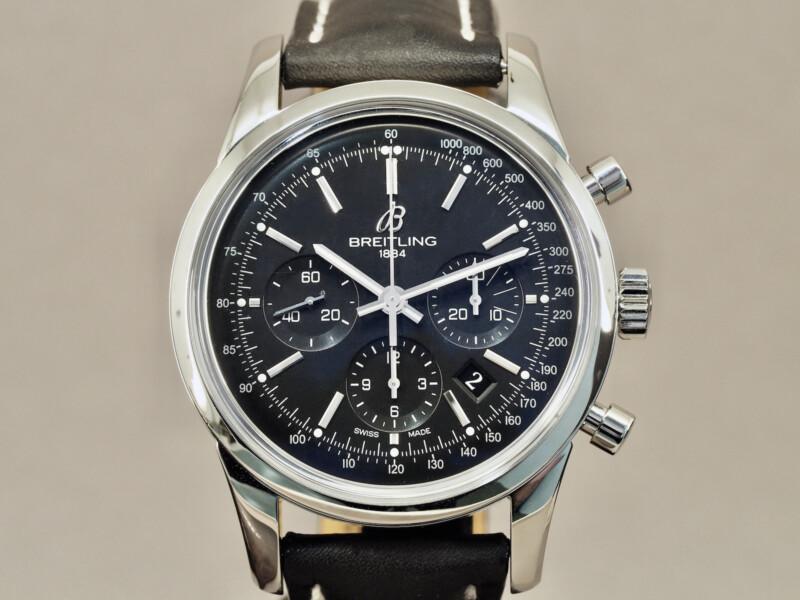 Breitling Transocean Chronograf
