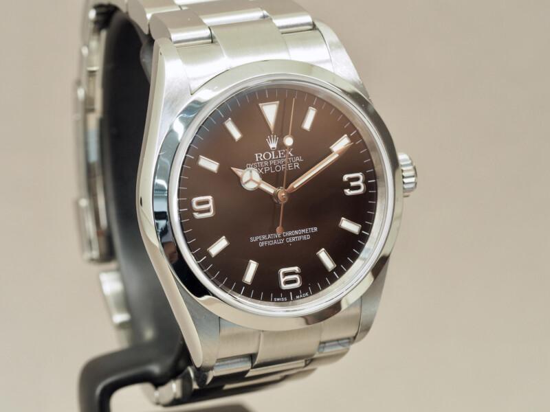 Rolex 114270 Explorer