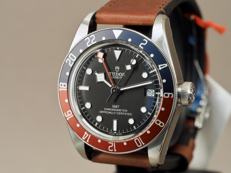 Tudor Black Bay GMT, uusi